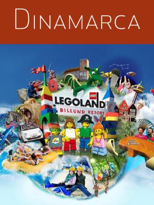 Dinamarca+Legoland+Viagens+Copenhaga+Legolandia+Lego+Férias+Circuitos+Tours+Arhus+Odense+Castelos+